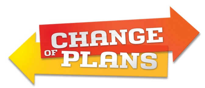 Change-of-Plans